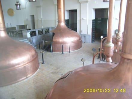 Sudkessel - Brauereimuseum