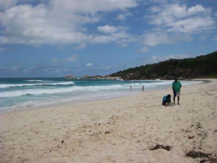 La Digue, Grand' Anse - Grand Anse