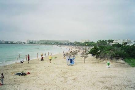 Sandstrand Sa Coma - Strand Sa Coma