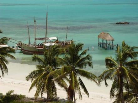 Mexiko Isla Contoy - Isla Contoy