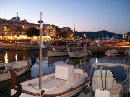 Hafen von Cala Bona - Hafen Cala Bona