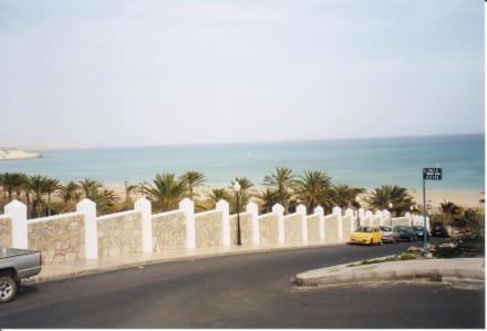 Weg zum Strand - Strand Costa Calma
