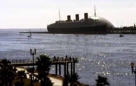 Die Queen Mary I zur Besichtigung - Queen Mary