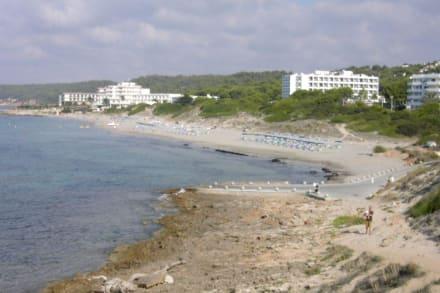 Strand von Sant Tomas - Strand Santo Tomas