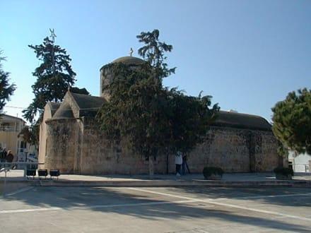 Alte Kirche - Kirche Agios Georgios
