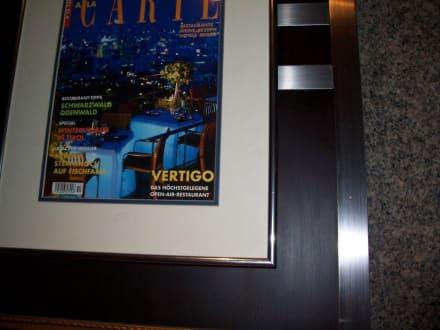 Zeitungsausschnitt Vertigo - Vertigo Grill and Moon Bar