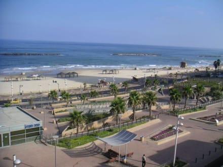 Tel Aviv Strand - Strand Tel Aviv