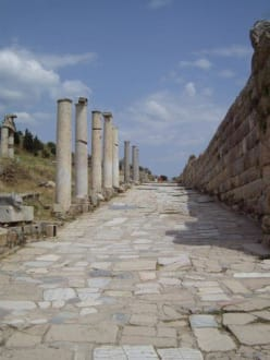 Historic sites (castle, palace, ruins, etc.) - Ancient Ephesus