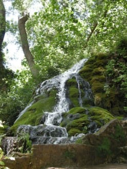 """Wasserfall in """"la Granja"""" - La Granja"""