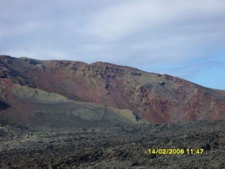 Nationalpark Timanfaya - Nationalpark Timanfaya (Feuerberge)