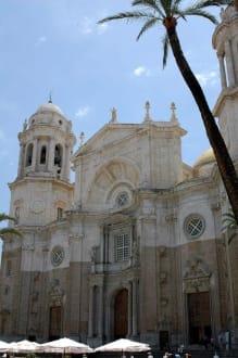 Katkedrale von Cadiz - Kathedrale Cadiz