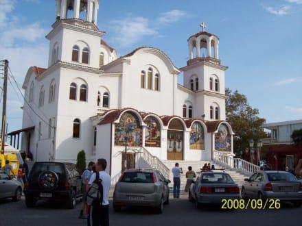 Tempel/Kirche/Grabmal - Kirche Agia Fotini