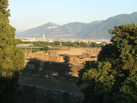 Stadt/Ort - Das antike Pompeji