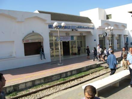 Hammam Lif - Transport