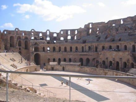 El Djem - Tour & Ausflug