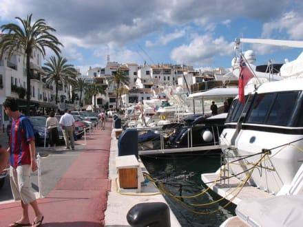 Marc Klein - Hafen Puerto Banus