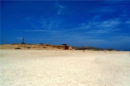 Mahmia-Island bzw. Paradise Island - Giftun / Mahmya Inseln