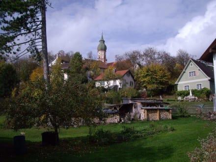 Kloster Andechs - Kloster Andechs