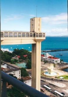 Elevador Lacerda in Salvador da Bahia - Elevador Lacerda
