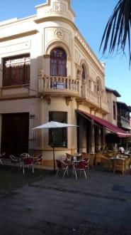 Cafe Ebano - Altstadt Puerto de la Cruz