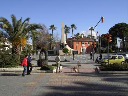 Alanya - Atatürk Denkmal
