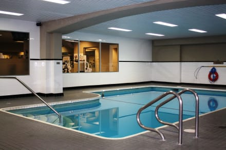 Indoor Heated Pool -
