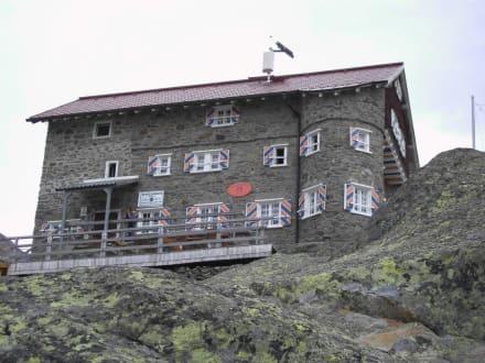 Wanderung zur Siegerlandhütte - Siegerlandhütte