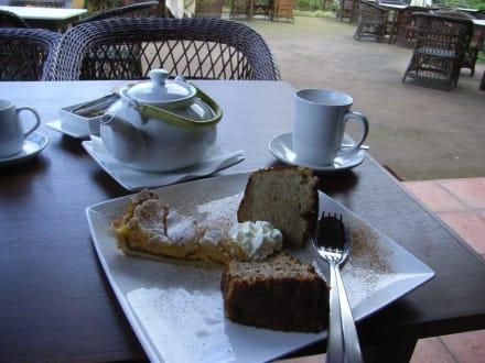 Kuchenteller im Tea House Quinta do Arco - Tea House Quinta do Arco