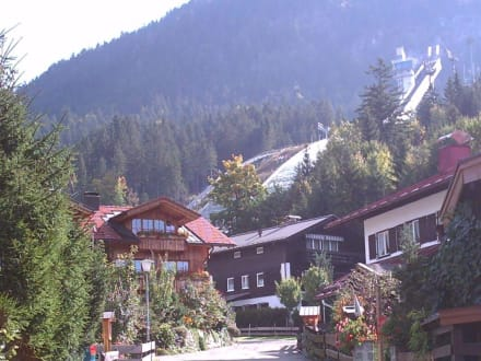 Schanze Oberstdorf - Heini Klopfer Skiflugschanze