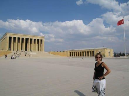 Atatürk-Monument - Anitkabir Mausoleum