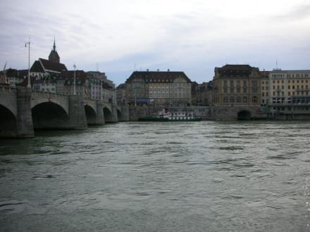 Mittlere Rheinbrücke - Mittlere Rheinbrücke