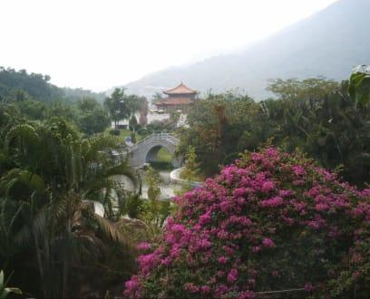 Der Nanshan Tempel auf Hainan - Tempel-Anlage in Nanshan