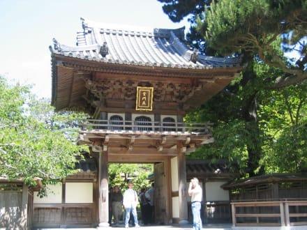 Japanese Tee Garden - Golden Gate Park