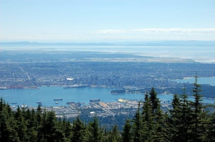 Vancouver - Grouse Mountain