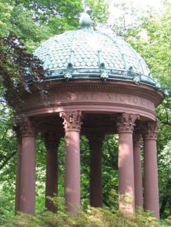 Brunnen im Kurgarten - Kurgarten