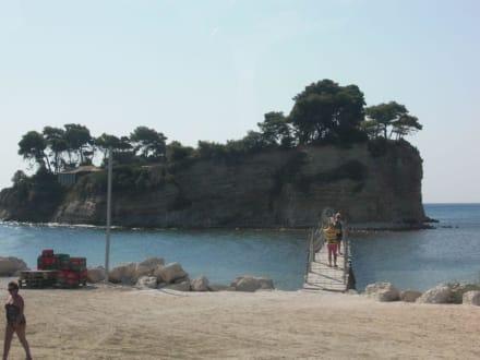 Caretta - Insel Cameo