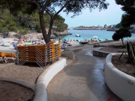 Hotel Sa Marina - Strand Cala d'Or