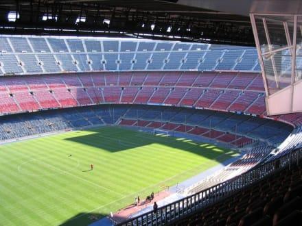Fußballstadion FCB - Camp Nou Stadion