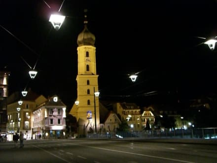 Graz Altstadt - Franziskanerkirche