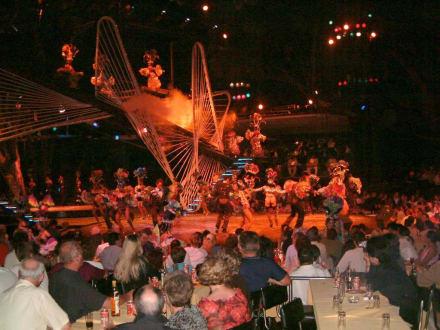 Weltberühmte Tropicana-Show in Havanna - Tropicana Cabaret