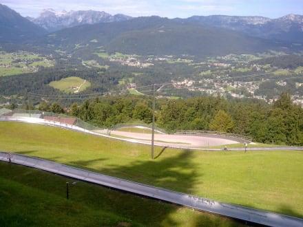 Hochlenzer Rodelbahn - Sommerrodelbahn am Obersalzberg