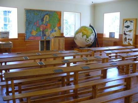Klassenraum - New Lanark World Heritage Site