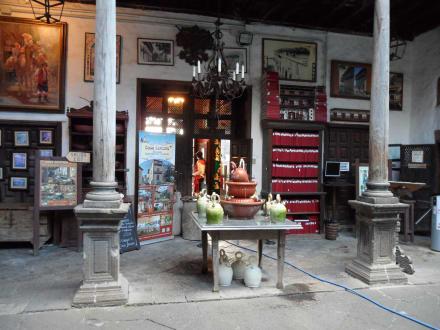 Casa de los Balcones  - La Casa de los Balcones