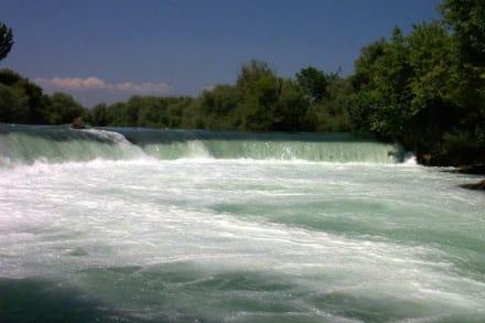 Wasserfälle Manavgat - Manavgat Wasserfälle