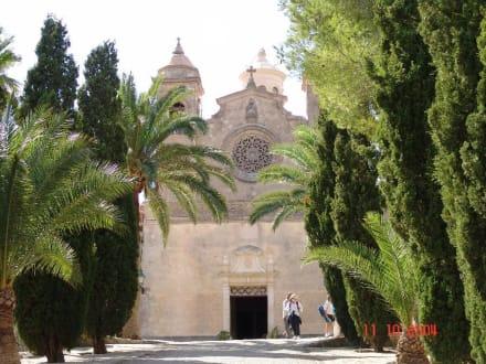 Eremita N. S. de Bonany - Eingang - Kloster Bonany