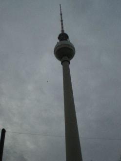 Fernsehturm Berlin - Berliner Fernsehturm