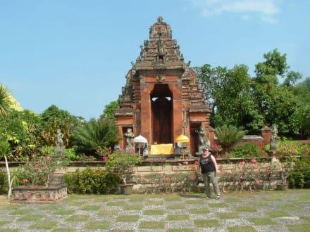 Eingang zum Königspalast - Königspalast