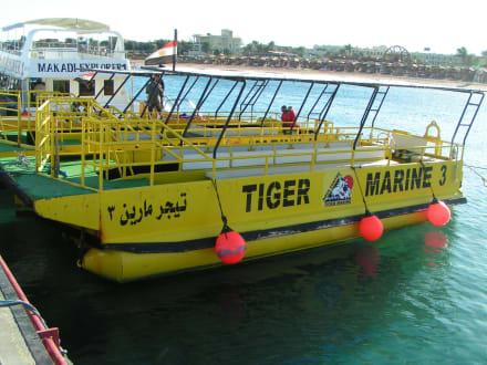 Semi - Submarine - Tiger Marine