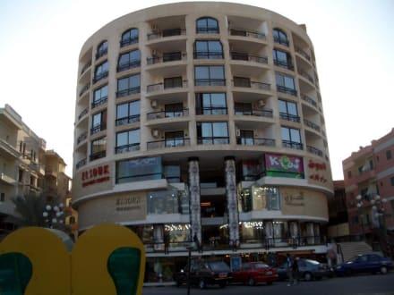 Hurghada - City - Einkaufszentrum - Einkaufen & Shopping