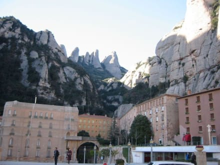 Kloster von Montserrat - Kloster von Montserrat